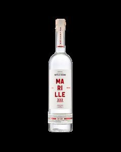 333 Marille Hafele Brand von Prinz in der 0,5-Liter-Flasche.