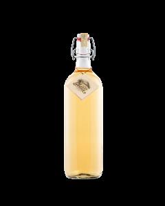 Alte Haus-Zwetschke 41 % vol. von Prinz in der 1-Liter-Flasche.