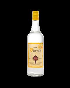 Birnerla mit 34 % vol. von Prinz in der 1-Liter-Flasche.