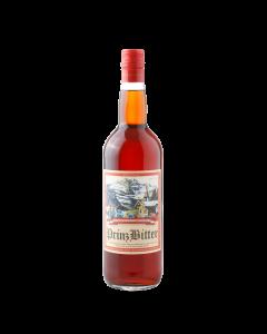 Prinz Bitter Kräuterlikör von Prinz in der 1-Liter-Flasche.