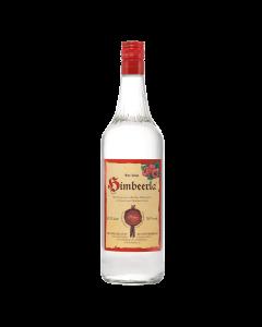 Himbeerla 34 % vol. von Prinz in der 1-Liter-Flasche.