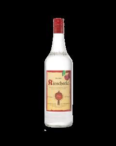 Kirscherla 34 % vol. von Prinz in der 1-Liter-Flasche.