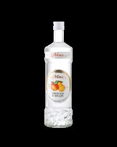 Obstler Schnaps 45 % vol. von Prinz in der 1-Liter-Flasche.
