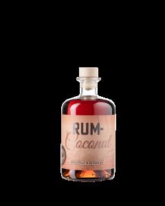 Rum Coconut von Prinz in der 0,5-Liter-Flasche.