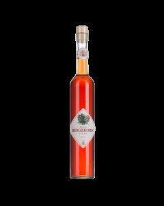 Wild Bergzirben Likör von Prinz in der 0,5-Liter-Flasche.