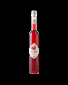 Wild Himbeer Likör von Prinz in der 0,5-Liter-Flasche.
