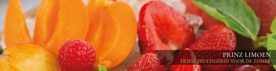 Prinz Limoenen, frisse fruitigheid voor de zomer