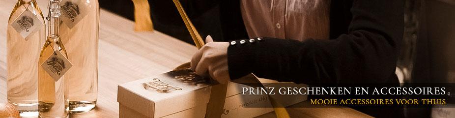 Prinz Geschenken en accessoires, mooie accessoires voor thuis