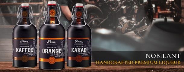 De Nobilant - handcrafted premium liqueur