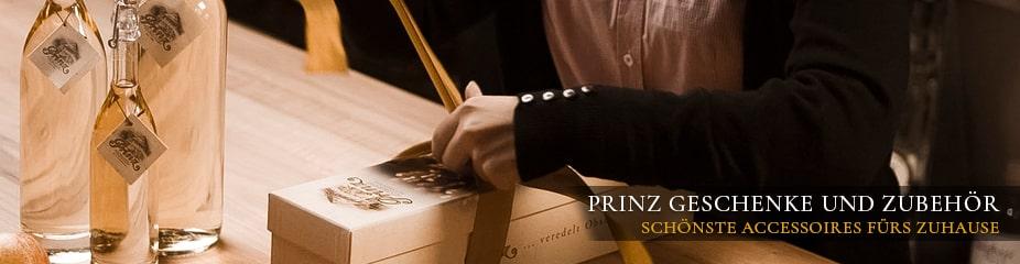 Prinz Geschenke und Zubehör - schöne Accessoires für zu Hause