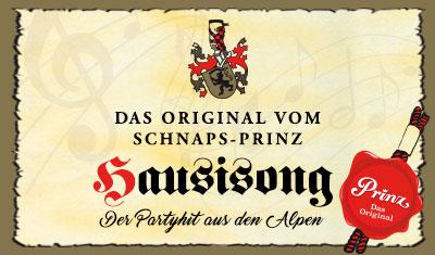 Hausisong: Der Partyhit aus den Alpen