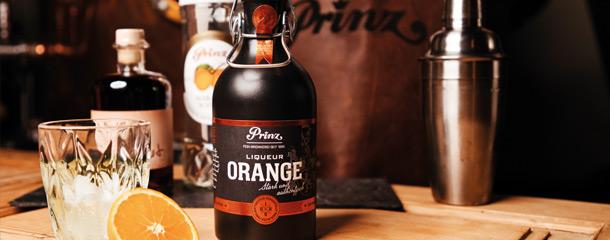 Nobilant Orange - de bitterzoete sinaasappellikeur voor mannen