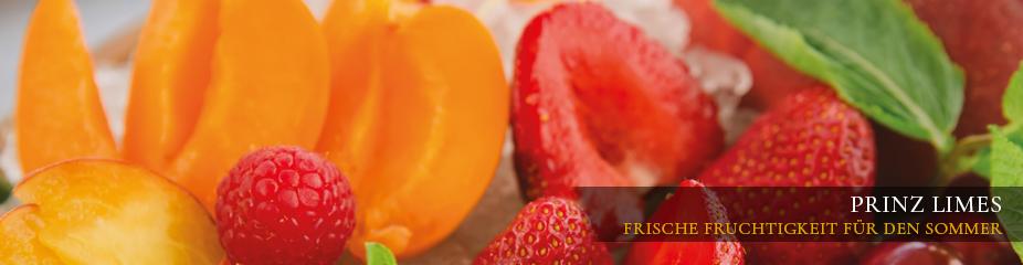 Prinz Limes - frische Fruchtigkeit für den Sommer