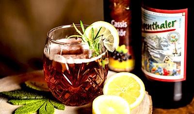 Prinz Cocktail-Idee Bittersüßer Kräuterdrink