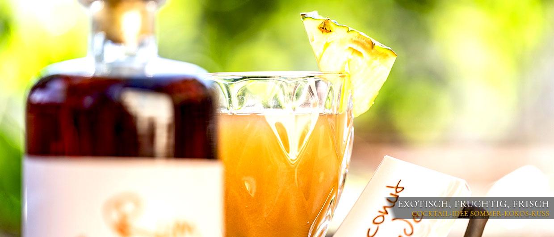Rezept Sommer-Kokos-Kuss
