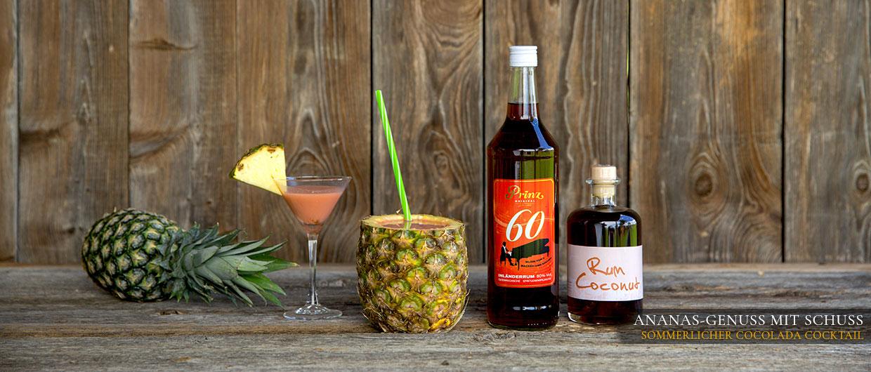 Cocktail-Rezept Sommerlicher Cocolada