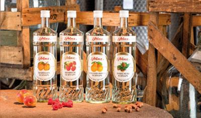 Die Traditionellen 40 % von Prinz: klarer, reiner Fruchtgenuss aus Österreich